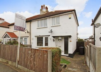 Thumbnail 3 bedroom semi-detached house to rent in Herne Avenue, Herne Bay, Kent