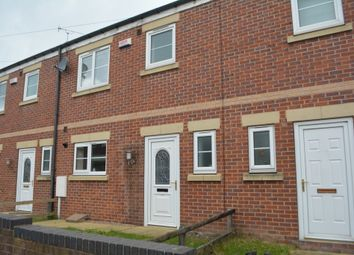 Thumbnail 3 bed town house to rent in 125 Greengate Lane, Chapeltown, Sheffield.