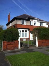 Thumbnail 3 bedroom semi-detached house to rent in Meyler Avenue, Blackpool