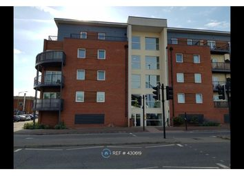 Thumbnail 2 bedroom flat to rent in Princes Way, Bletchley, Milton Keynes