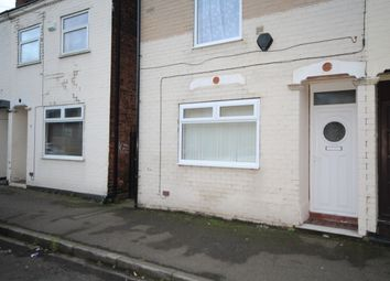 Thumbnail 2 bed terraced house to rent in Wynburg Street, Hull