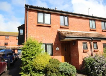 Thumbnail 2 bed semi-detached house for sale in Drakes Close, Bridgwater