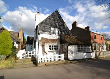 Thumbnail 3 bed detached house for sale in Back Lane, Letchmore Heath, Watford