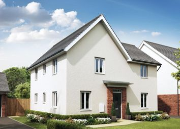 "Thumbnail 4 bed detached house for sale in ""Alderney"" at Godwell Lane, Ivybridge"