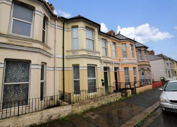 Thumbnail 4 bed terraced house for sale in Beaumont Road, Plymouth, Devon
