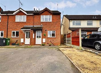 Thumbnail 2 bed end terrace house for sale in Salters Close, Worcester