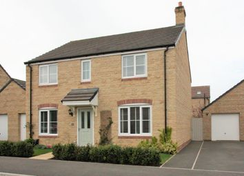 Thumbnail 4 bedroom detached house for sale in Fitzgerold Avenue, Highworth, Swindon