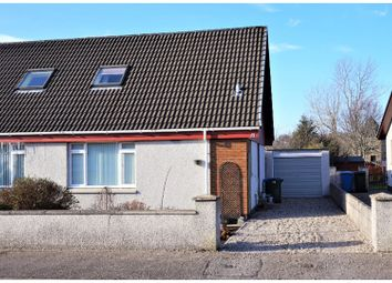 Thumbnail 3 bed semi-detached house for sale in Dovecote Park, Inverness