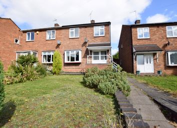 Thumbnail 3 bed semi-detached house for sale in Flynt Avenue, Allesley Village, Coventry - No Upward Chain