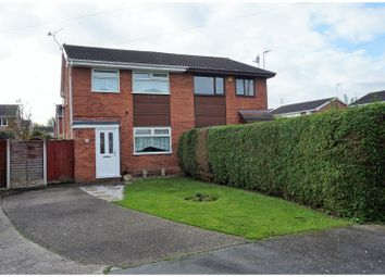 Thumbnail 3 bed semi-detached house for sale in Rosemary Close, Chester