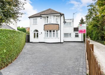 Thumbnail 5 bed detached house for sale in Heath Avenue, Littleover, Derby