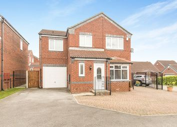 Thumbnail 4 bed detached house for sale in Woodlands Drive, East Ardsley, Wakefield