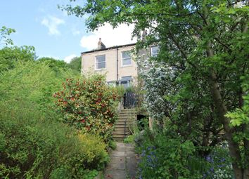 Thumbnail 4 bed terraced house for sale in Crossley Terrace, Hebden Bridge