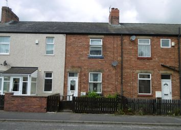 Thumbnail 3 bedroom terraced house for sale in 263 Chapel Street, Langwith, Mansfield, Nottinghamshire