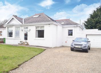 Thumbnail 3 bed detached bungalow for sale in Menock Road, Glasgow