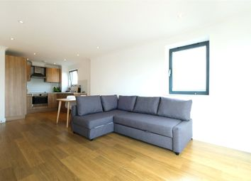 Thumbnail 1 bed property to rent in Edge Apartments, 1 Lett Road, London