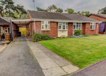 Thumbnail 2 bed bungalow for sale in Larchwood Crescent, Streetly, Sutton Coldfield