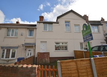 Thumbnail 2 bed terraced house for sale in St. Johns Road, Edlington, Doncaster
