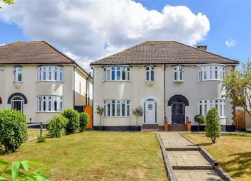 Thumbnail 4 bed semi-detached house for sale in High Road, Benfleet, Essex
