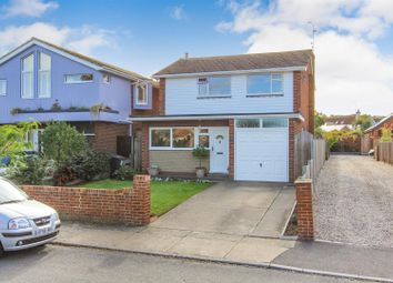 Thumbnail 3 bed detached house for sale in Saddleton Grove, Saddleton Road, Whitstable