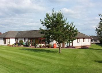 Thumbnail 4 bed bungalow for sale in Broadlands Eaglesfield, Lockerbie, Dumfries And Galloway.