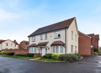 Thumbnail 4 bed detached house to rent in Elk Path, Three Mile Cross, Reading