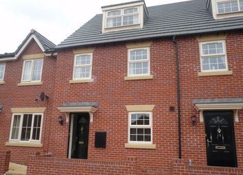 Thumbnail 3 bed town house to rent in Parkin Court, Ravenfield, Rotherham