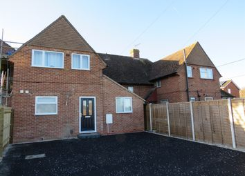 Thumbnail 5 bedroom semi-detached house for sale in The Croft, Didcot