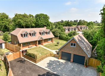 Thumbnail 4 bedroom detached house for sale in Church Grove, Wexham, Slough