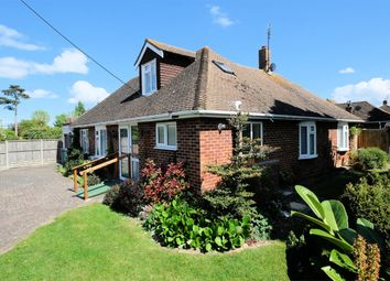 Thumbnail 3 bed detached bungalow for sale in Ham Shades Lane, Tankerton, Whitstable, Kent
