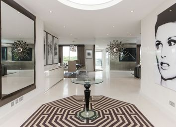 Thumbnail 3 bed flat to rent in South Penthouse, Knightsbridge