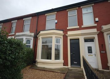 Thumbnail 3 bed terraced house to rent in Preston Old Road, Blackburn