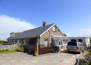 Thumbnail Detached bungalow for sale in Gwythian Way, Perranporth, Cornwall