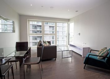 Thumbnail 1 bed terraced house to rent in Cassia Point, 2 Glasshouse Gardens, London