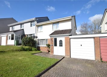 Thumbnail 3 bed semi-detached house for sale in Castle Hill Gardens, Torrington