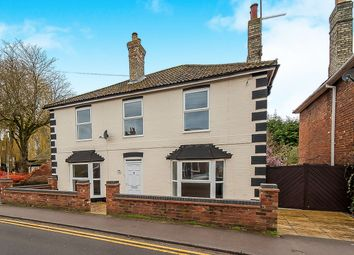 Thumbnail 3 bed end terrace house for sale in Barrington Gate, Holbeach, Spalding