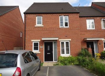 Thumbnail 3 bedroom end terrace house for sale in Wild Geese Way, Mexborough