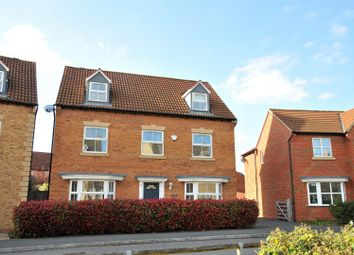Thumbnail 6 bedroom property for sale in Marketstede, Hampton Hargate, Peterborough