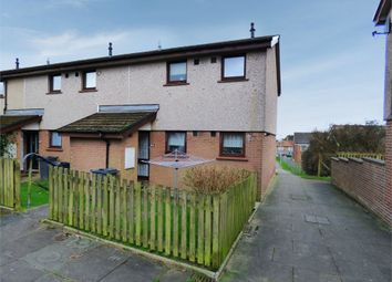 Thumbnail 1 bedroom flat for sale in Sneckyeat Grove, Hensingham, Whitehaven, Cumbria