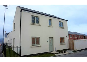 Thumbnail 3 bed semi-detached house for sale in Lle Crymlyn, Coed Darcy