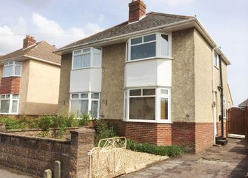 Thumbnail 2 bedroom semi-detached house for sale in Crosswell Close, Southampton