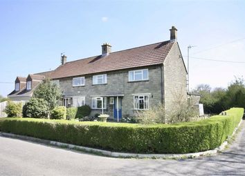 Thumbnail 3 bed semi-detached house for sale in Greens Close, Hullavington, Chippenham, Wiltshire