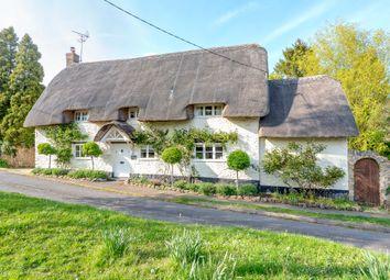 Thumbnail 4 bed cottage for sale in Oak Road, Watchfield, Swindon
