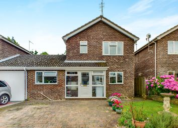 Thumbnail 3 bedroom link-detached house for sale in Woodside Close, Bury St. Edmunds