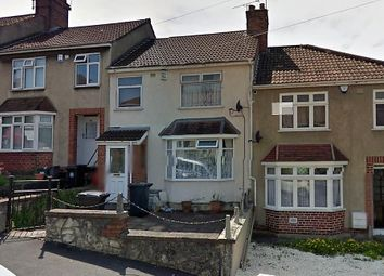 Thumbnail 3 bedroom terraced house for sale in Wootton Crescent, St Annes, Bristol