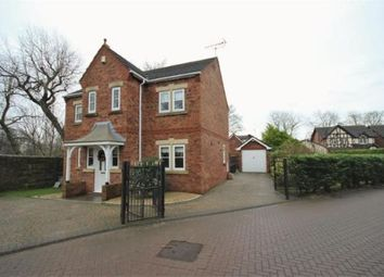 Thumbnail 4 bed detached house for sale in Heath Park Grove, Runcorn, Cheshire