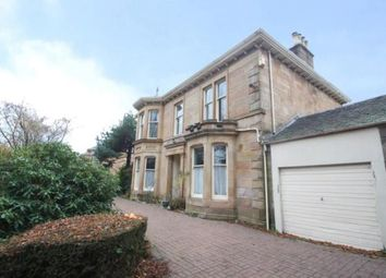 Thumbnail 5 bed detached house for sale in Dalkeith Avenue, Glasgow, Lanarkshire