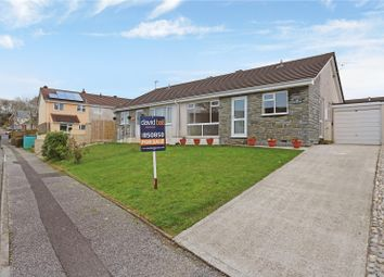 Thumbnail 3 bed semi-detached bungalow for sale in Bospolvan Road, Higher Bospolvans, St. Columb