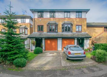 Thumbnail 4 bed semi-detached house for sale in The Knowle, Hoddesdon