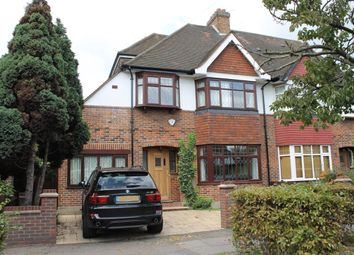 Thumbnail 5 bed property to rent in Copse Hill, West Wimbledon